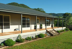 example manufactured home